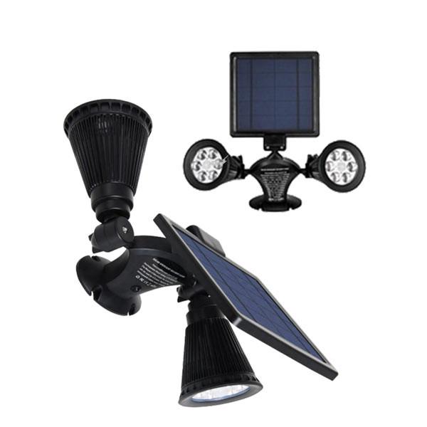 پرژکتور خورشیدی گرد دو سر سنسوردار YH0502E-PIR خورشید نور