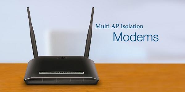 آشنایی با قابلیت Multi AP Isolation در مودم ها
