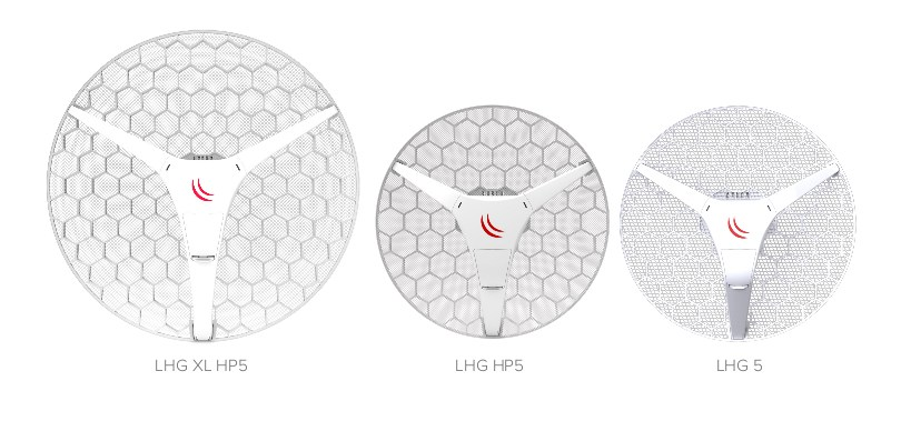رادیو وایرلس میکروتیک LHG XL HP5