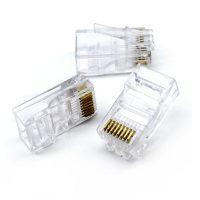 سوکت شبکه Cat 6 UTP امپ AMP SOCKET