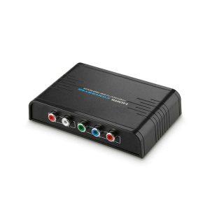 مبدل ویدیو کامپوننت به HDMI لنکنگ LKV356 LENKENG