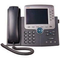تلفن تحت شبکه سیسکو Cisco 7975g phone