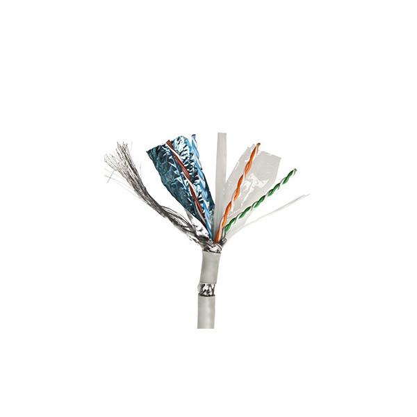 کابل شبکه SFTP حلقه 305 متری مسی Cat6 متا الکترونیک Mata Electronic