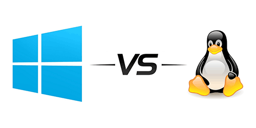تفاوت سرور لینوکسی و ویندوزی