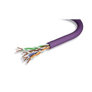 کابل شبکه Cat6 UTP برندرکس حلقه 305 متری