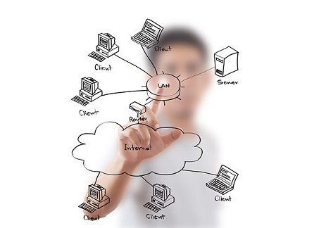 نصب و راه اندازی شبکه های کامپیوتری در کسب و کارهای کوچک