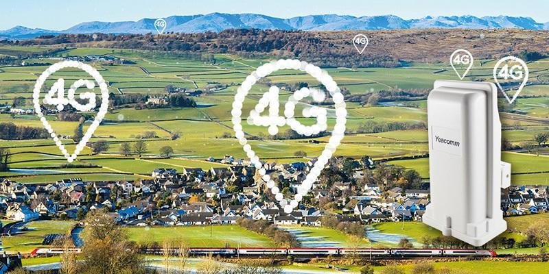 مودم LTE فضای باز ییکام P11