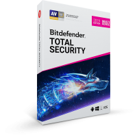 Total Security bitdefender