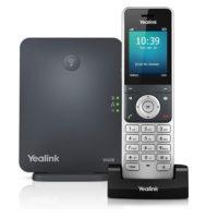 گوشی بی سیم تلفن تحت شبکه یالینک W60P