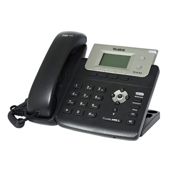 گوشی تلفن تحت شبکه SIP-T21P