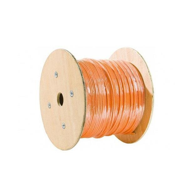 کابل شبکه CAT6 SFTP نگزنس حلقه 500 متری Nexans N100.632