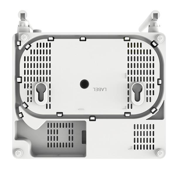 مودم فیبر ONT هوآوی 4 پورت 1 پورت USB دو آنتن EchoLife HG8546M