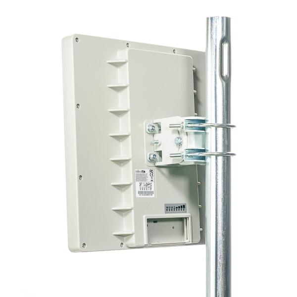 رادیو وایرلس 5Ghz با قدرت آنتن 24dbi میکروتیک Mikrotik RB911G-5HPnD QRT 5