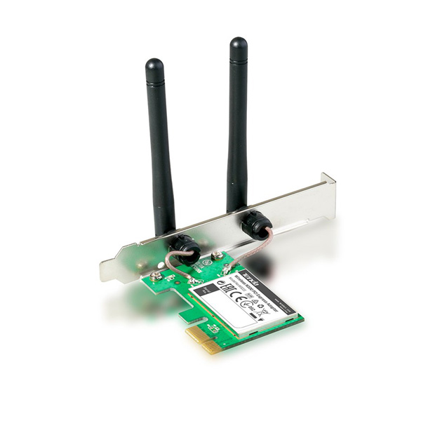 کارت شبکه وایرلس PCI Express تندا W322E Tenda
