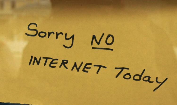 قطعی اینترنت چه بر سر کسبوکارهای اینترنتی میآورد؟