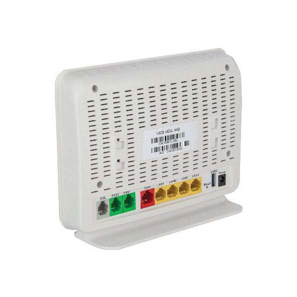 مودم وایرلس ADSL,VDSL چهارپورت یوتل V304F U.TEL