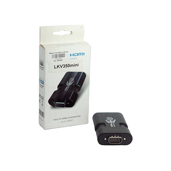 مبدل ویدیو VGA به HDMI لنکنگ LKV350Mini LENKENG