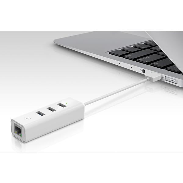 مبدل USB 3.0 به Ethernet تی پی لینک TP-LINK UE330