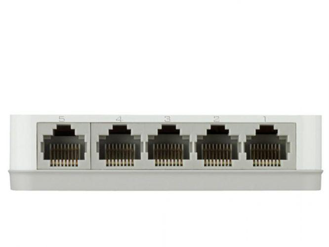 سوییچ 5 پورت 10,100,1000 دی-لینک DGS-1005A