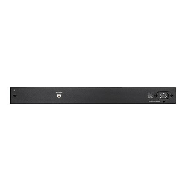 سوییچ 24 پورت هوشمند گیگابیت 4 پورت SFP دی-لینک DGS-1210-28