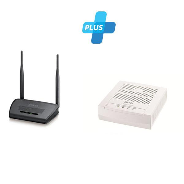 باندل مودم وایرلس ADSL اقتصادی زایکسل