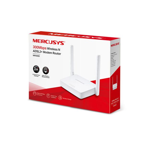 مودم ADSL وایرلس میکروسیس MW-300D