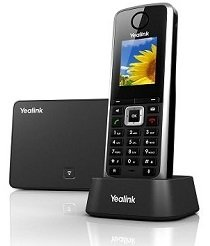 گوشی تلفن بیسیم VoIP