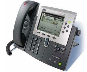 7. تلفنهای Cisco 7900 IP