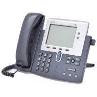 گوشی تلفن تحت شبکه سیسکو ip phone cisco7941