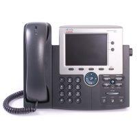 گوشی تلفن تحت شبکه سیسکو ip phone cisco7945