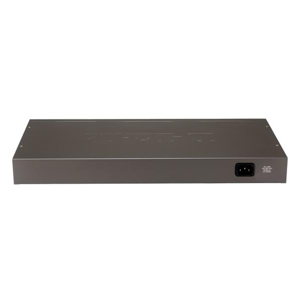 سوییچ 24 پورت 10,100 رکمونت دی-لینک +DES-1024R