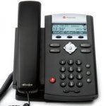 گوشی تلفن تحت شبکه پلی کام Polycom ip335