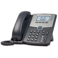 گوشی تلفن تحت شبکه سیسکو ip phone cisco spa504G