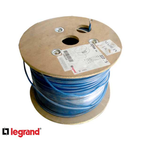 کابل شبکه Cat6 UTP لگراند حلقه 305 متری legrand