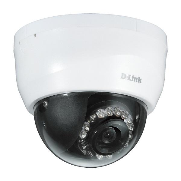 دوربین تحت شبکه HD سقفی دید در شب دی-لینک DCS-6115