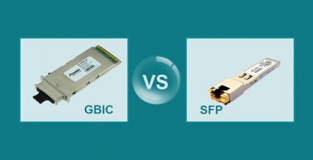 مقایسه ماژول های GBIC و SFP