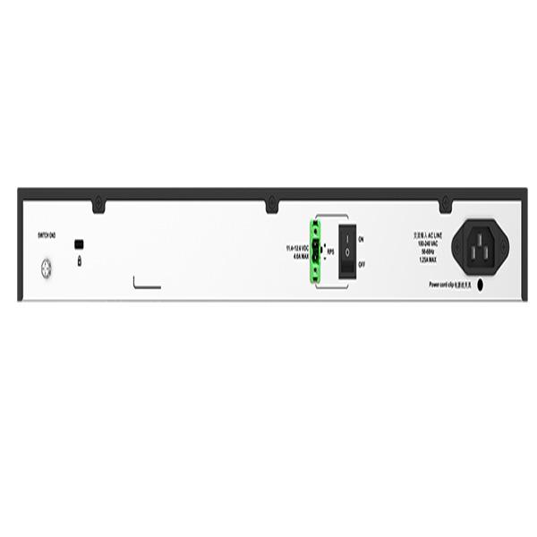 سوئیچ وب اسمارت 28 پورت دی لینک DGS-1510-28XS D-Link