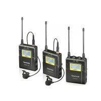 میکروفن بی سیم دو کانال Saramonic مدل UwMic9 Kit2