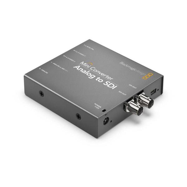 مبدل استودیویی Blackmagicdesign مدل Mini Converter Analog to SDI