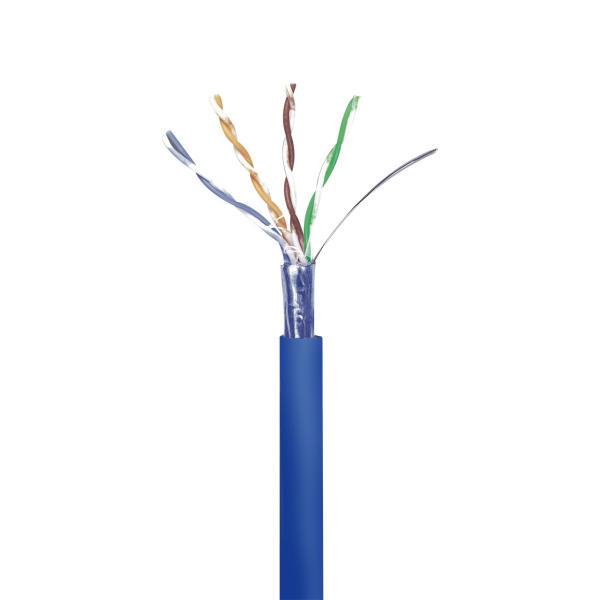 کابل شبکه CAT6 FTP کی نت پلاس مدل KP-N1258 طول 305 متر