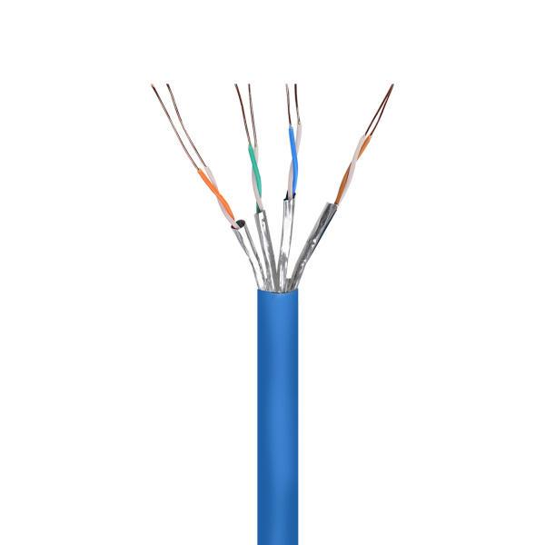 کابل شبکه CAT6A FTP کی نت پلاس مدل KP-N1260 طول 305 متر