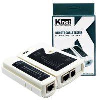 تستر کابل و اتصالات شبکه 3N کی نت مدل K-N800