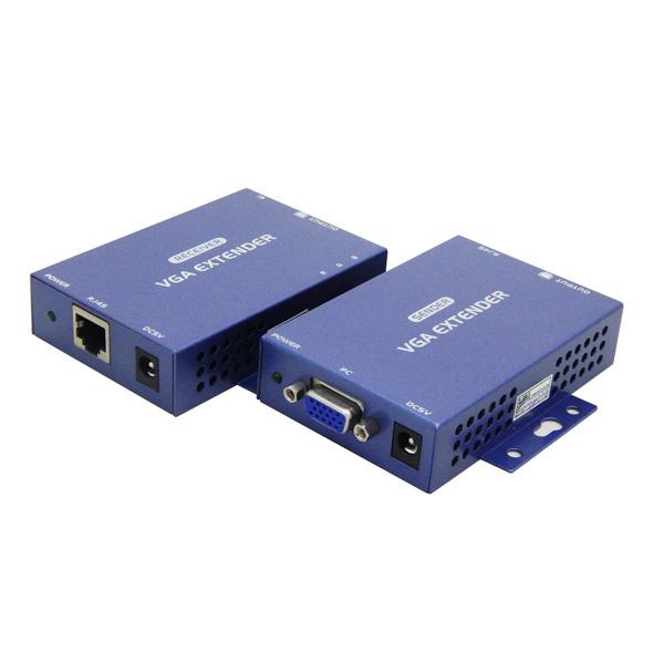اکستندر VGA Single Lan کی نت پلاس به طول 100 متر مدل KPE810
