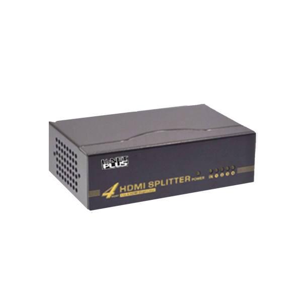 اسپلیتر 1 به 4 HDMI کی نت پلاس مدل KPS644