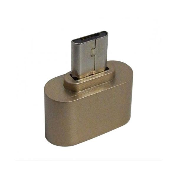 تبدیل Micro USB - OTG به USB 2.0 وی نت