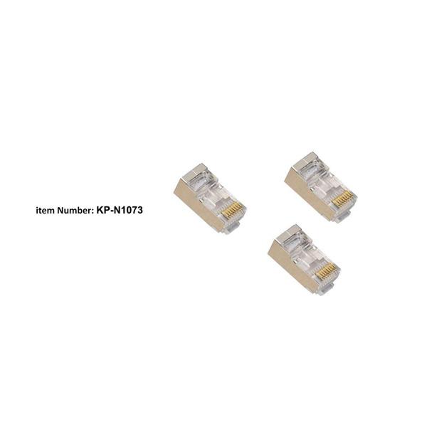 کانکتور کی نت پلاس مدل KP-N1073 بسته 20 عددی