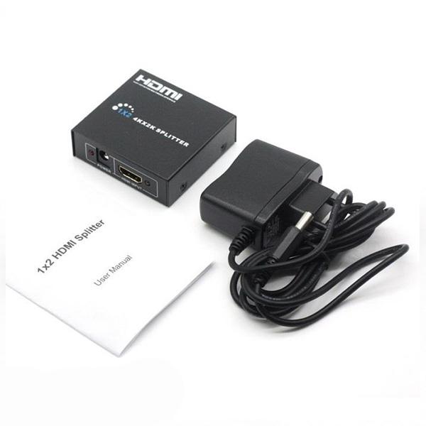 اسپلیتر HDMI 4K دو پورت وی نت