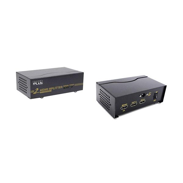اسپلیتر HDMI دو پورت کی نت پلاس مدل KPS642