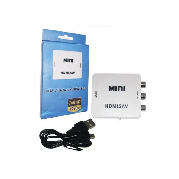 مبدل مینی AV به HDMI ویپرو