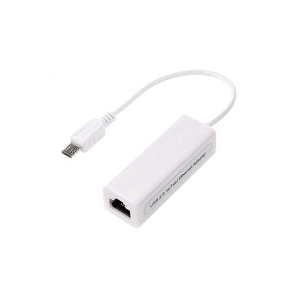 تبدیل Micro USB به RJ45 ویپرو